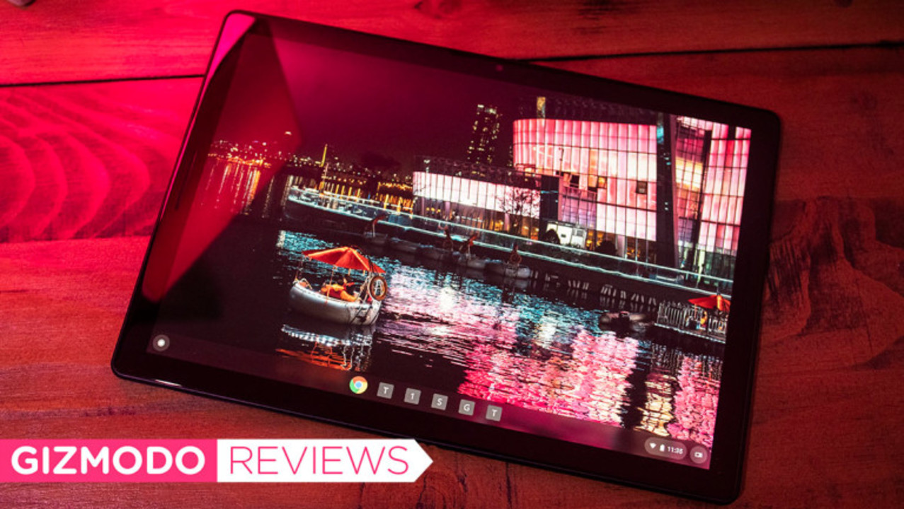 Pixel Slateレビュー:iPad Proを超えたChrome OSタブレット
