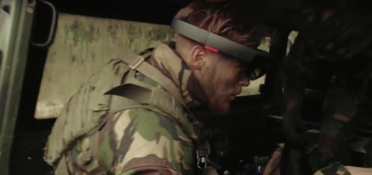 HoloLensで戦闘?マイクロソフト、米陸軍に545億円でHoloLensを提供