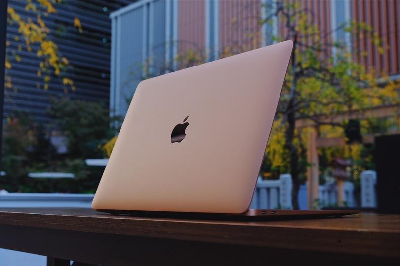 MacBook Air 2018レビュー:買って損はしないAir
