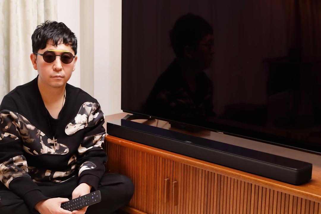 m-floの☆Taku Takahashiが「オーディオ好きも納得いくように作られている」と語るBOSE SOUNDBARの威力