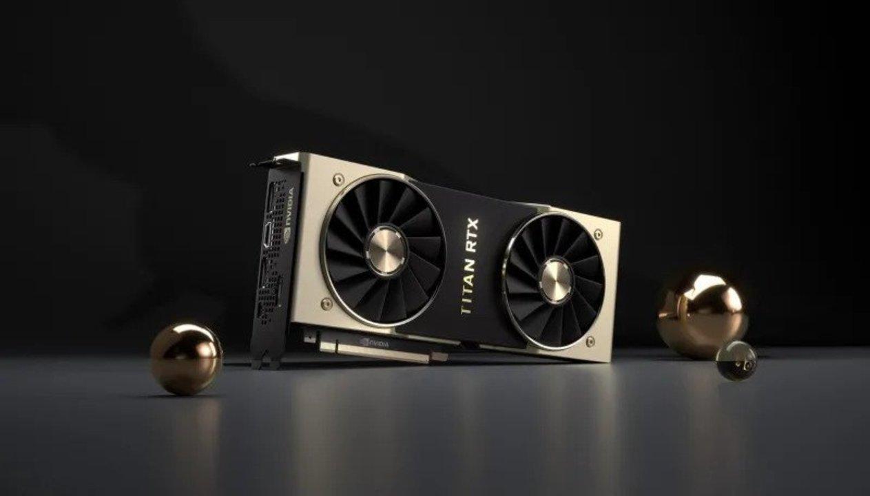 Nvidiaの新グラフィックカード「Titan RTX」は安い。28万円だけど安くてスゴいのよ