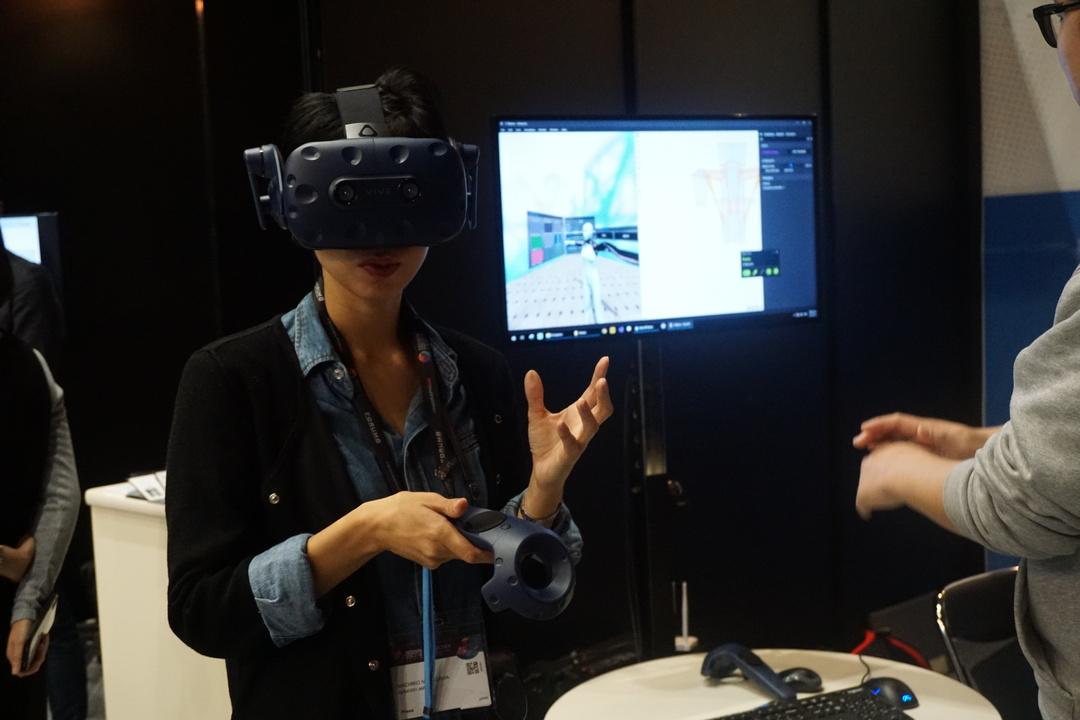 洋服を作る、買う行為が変わるかも。VRを使った服飾デザイン技術に期待 #SIGGRAPHAsia