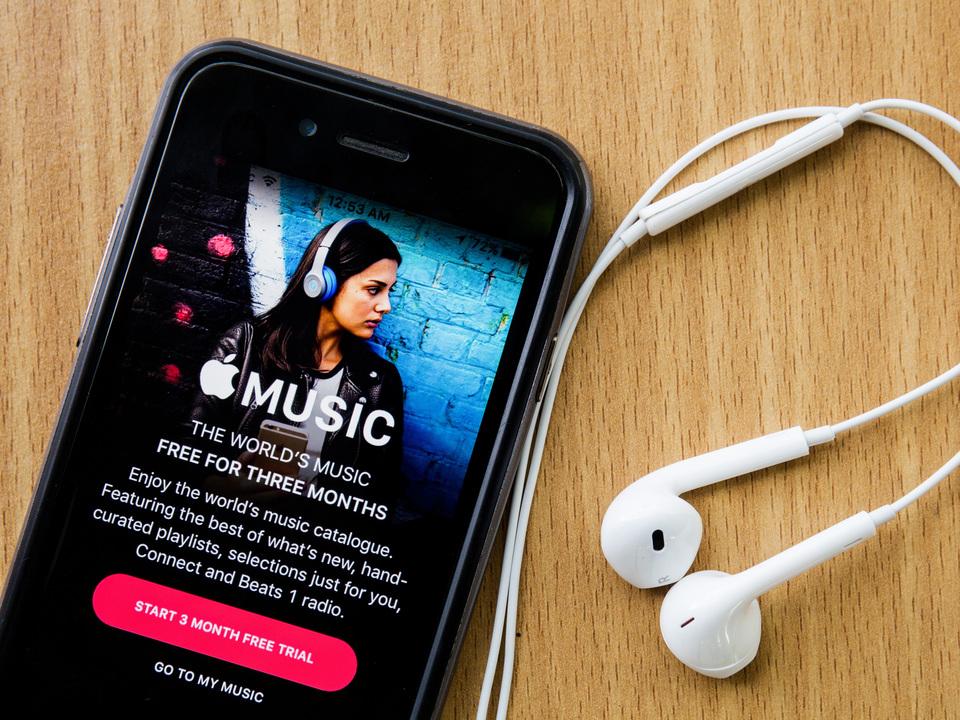 Apple Musicの成長はまだまだ止まらず