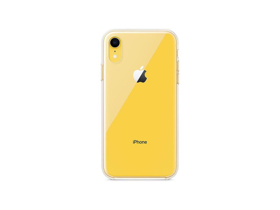 Apple純正のブルジョワiPhoneクリアケース(4,500円)販売開始