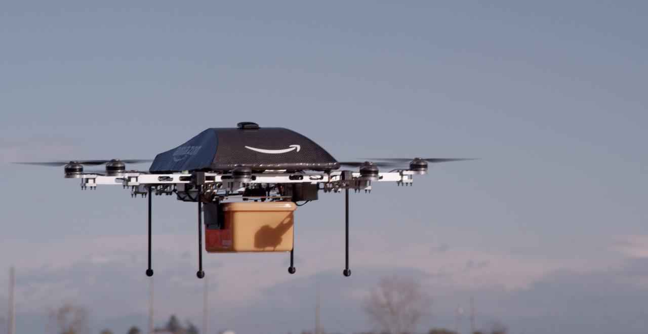 Amazonが5年後実現を約束したドローン配達、5年たったけどどうなってる?
