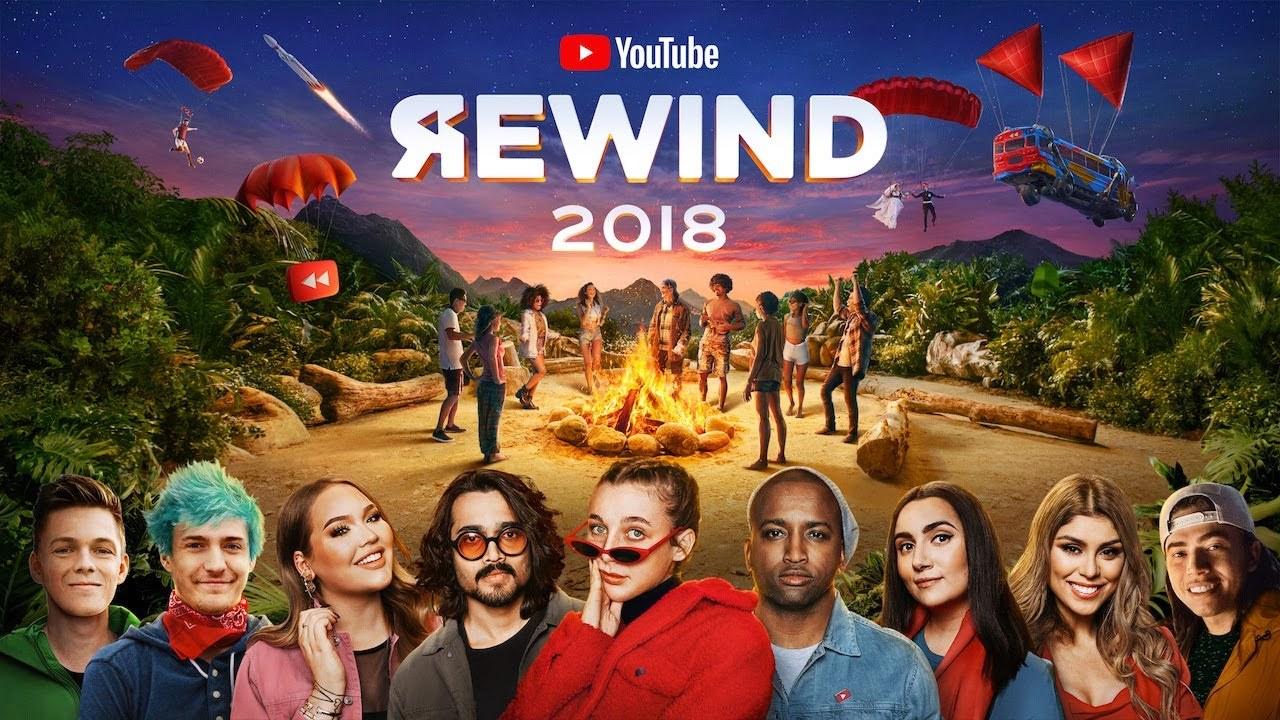 あれ、今年のYouTube Rewind、なんか大人しくない?