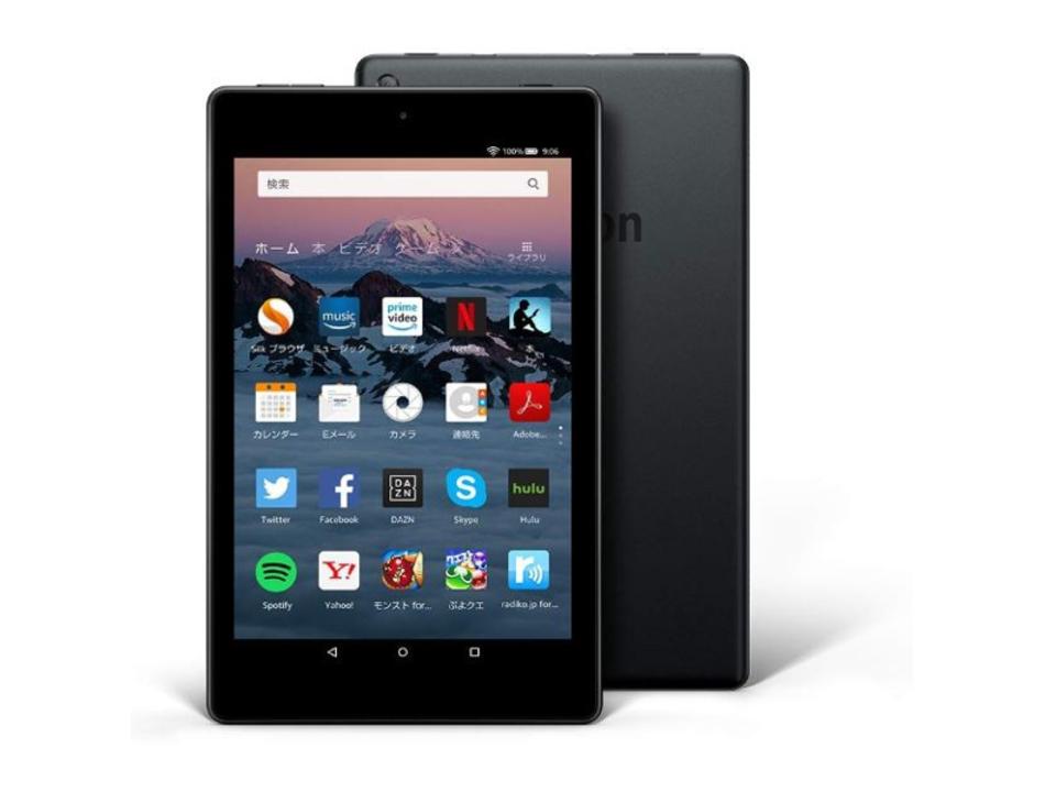 【Amazonサイバーマンデー】タイムセールで80%以上オフも! 4,000円台のFire HD 8 タブレットや1万円以下のDell フルHDモニターがお買い得に