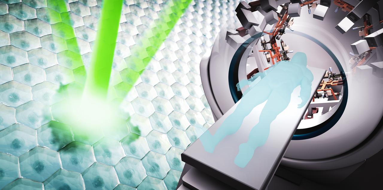 一瞬で腫瘍を爆砕する未来のガン治療マシーン、臨床実験開始は2020年