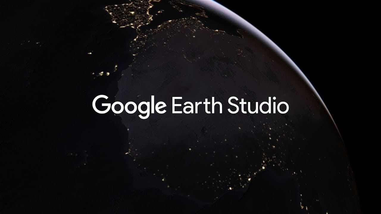 誰でも空撮っぽい映像が作れる「Google Earth Studio」