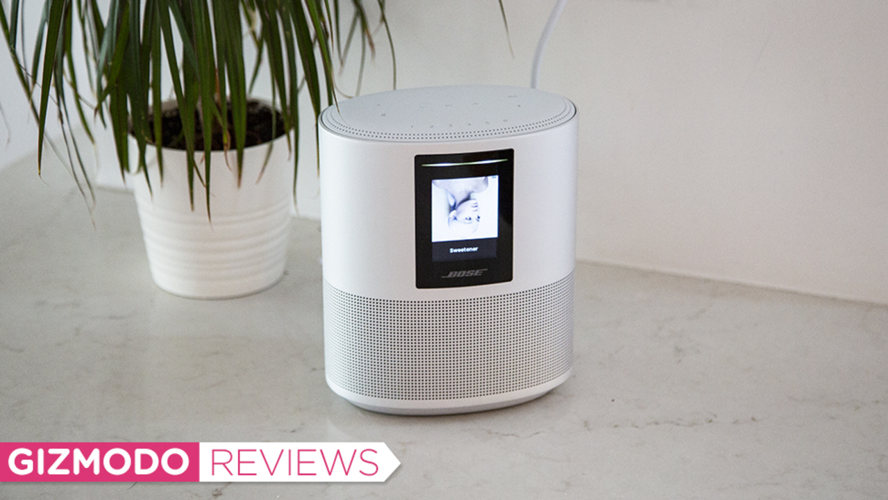 Bose Home Speaker 500レビュー:音は良いんです。音は