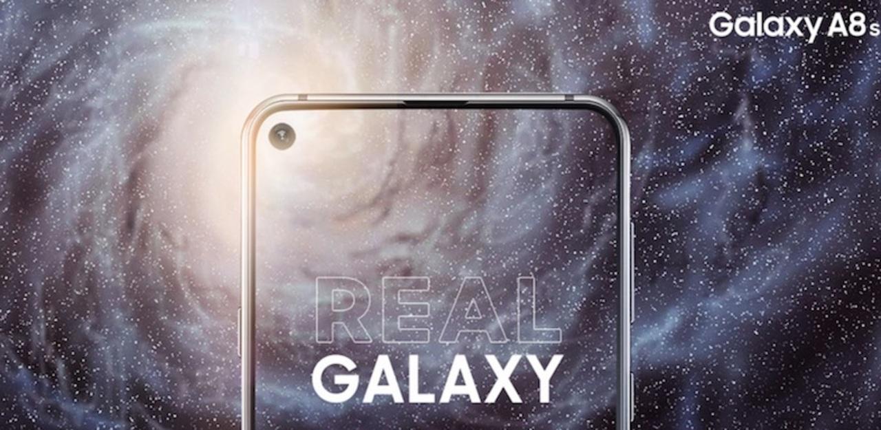 ついにきた! Samsungのノッチなし穴あき画面端末はGalaxy A8s