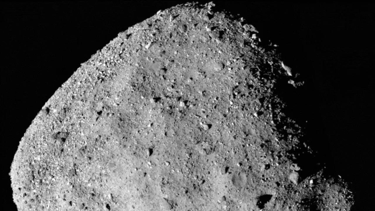 小惑星ベンヌで水の痕跡を検知! グッジョブNASAの探査機OSIRIS-REx