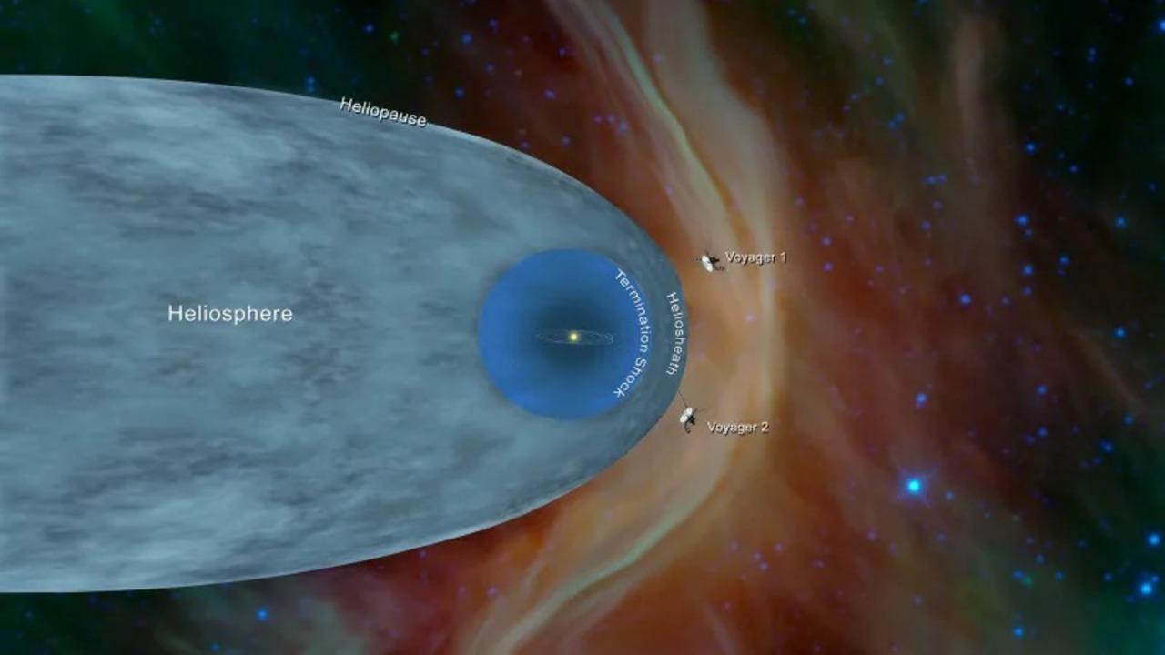 ボイジャー2号も太陽系を脱出! 星間空間に突入