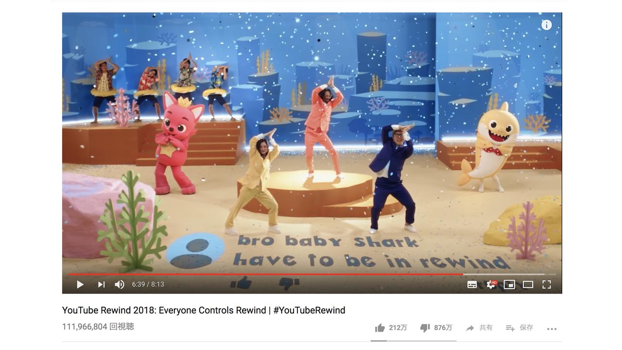 YouTubeの2018年まとめ動画、YouTube史上もっとも低評価な動画になってしまう