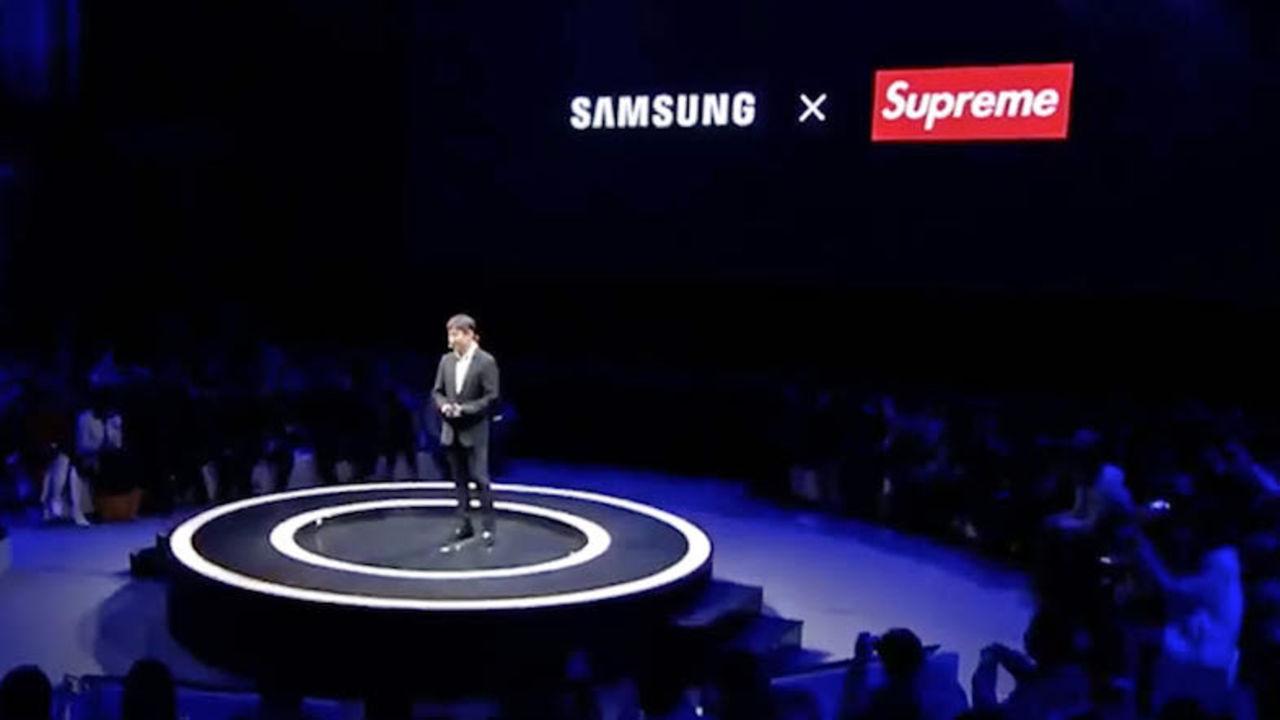 Samsung、パチモンSupremeと業務提携してしまう