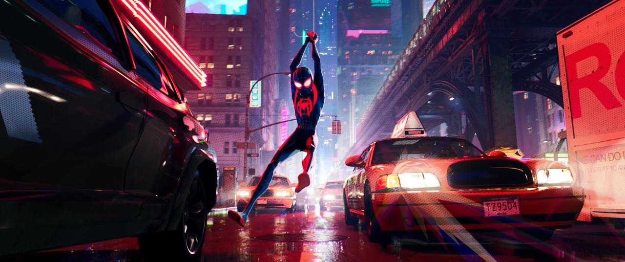 『スパイダーマン:スパイダーバース』のアニメーション手法が良すぎてSonyが特許を申請