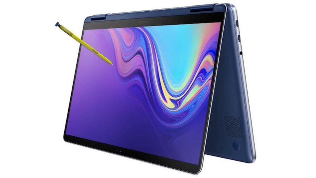 Samsung、フライングCES! Core i7、16GBメモリの2-in-1端末「Notebook 9 Pen」発表