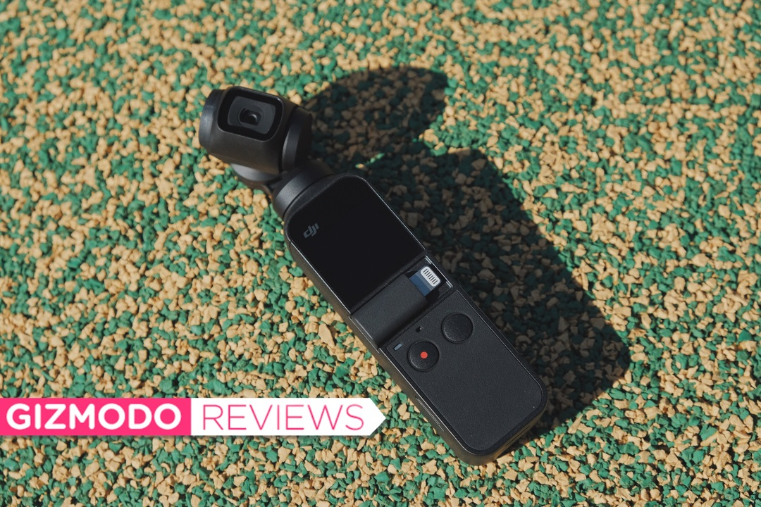 手持ちビデオカメラの再発明。DJI Osmo Pocketレビュー