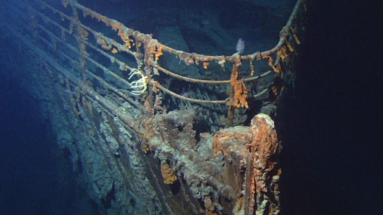タイタニック号の発見は、ロシアを欺く軍事行動の隠れみの。裏があったね、やっぱり。