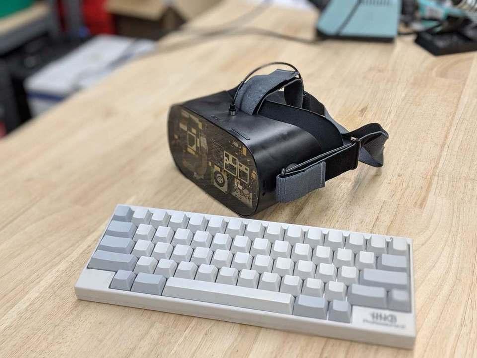 煮る、軽量化…Oculus VR創立者のOculus Goカスタムはこうだ!