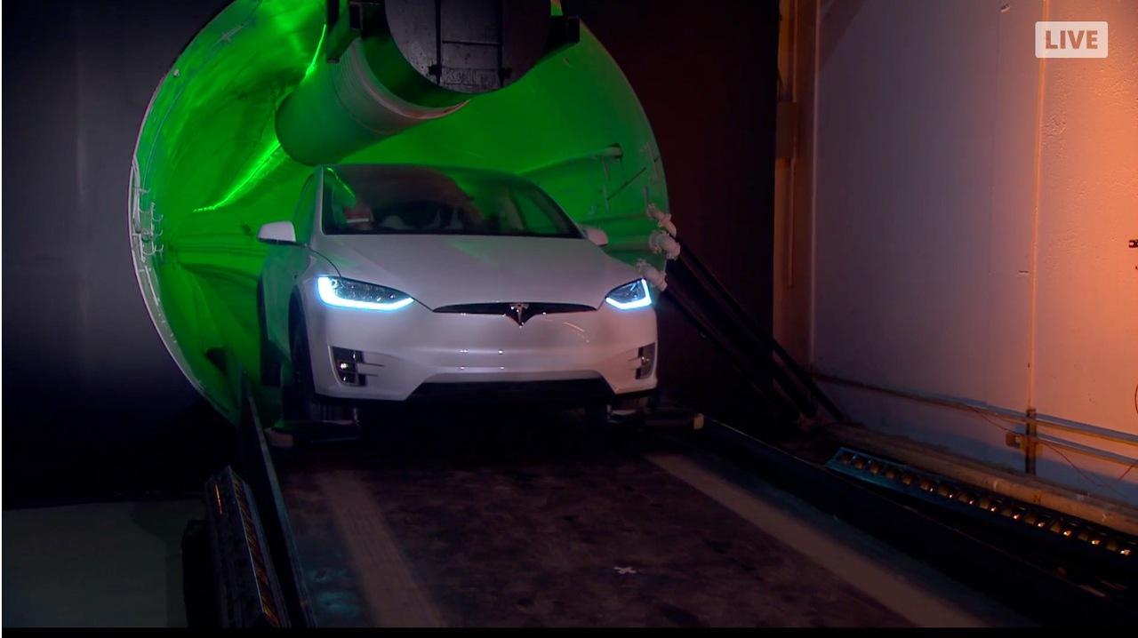 The Boring CompanyのLAトンネルお披露目! イーロン・マスクの本日のプレゼンさっくりまとめ