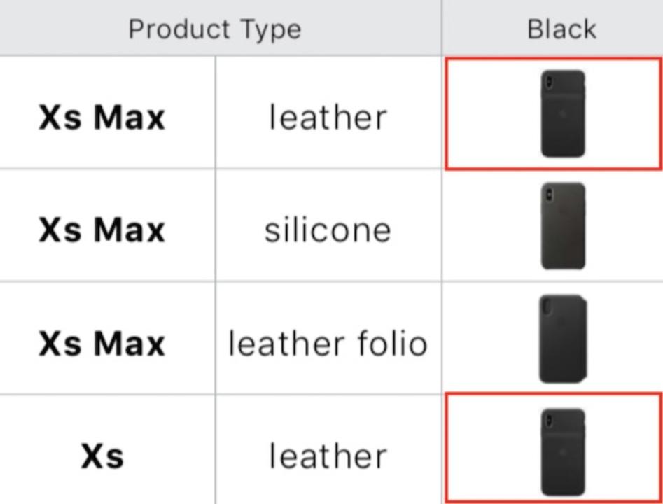 iPhone XS用バッテリーケースはレザー製? 内部製品ガイドから明らかに