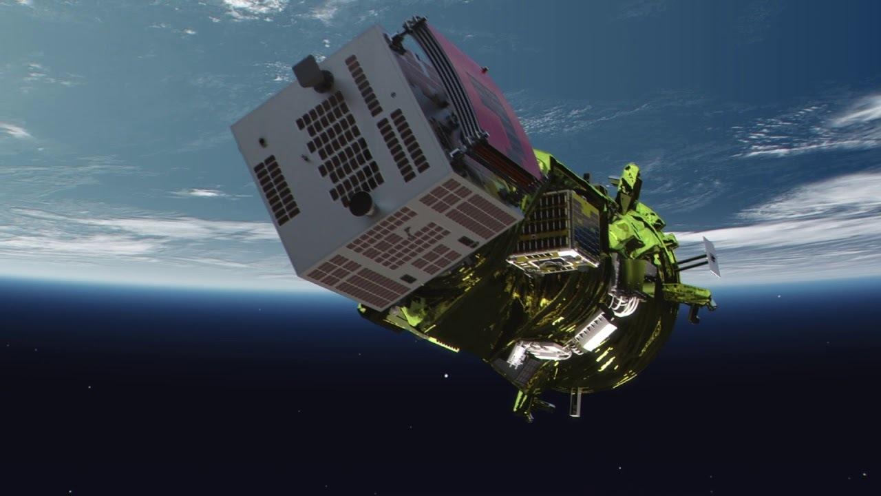 JAXAのイプシロン4号もISROもSpaceXも。最近のロケットはたくさんの小型衛星を同時に打ち上げる