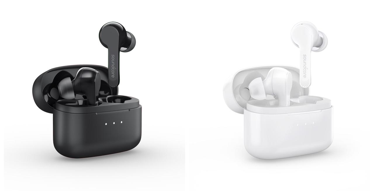 Ankerからスリムな完全ワイヤレスイヤフォン「Soundcore Liberty Air」が20%OFFで登場!