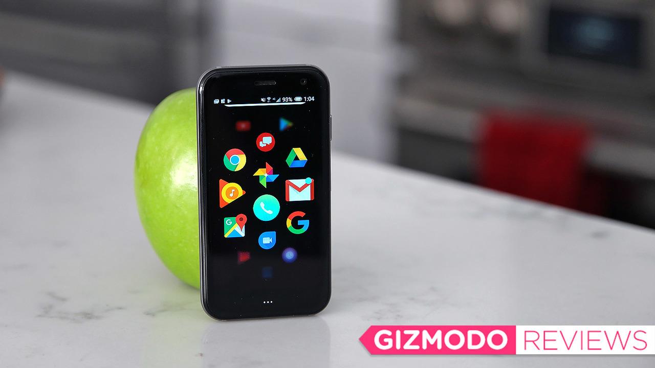 Palmレビュー:なぜか嬉しくなる、ポケットサイズの携帯