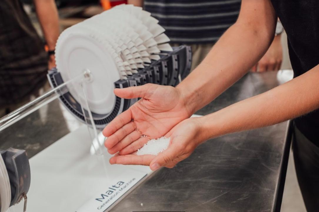 Googleの親会社Alphabetから新たな会社がスピンオフ。塩でエネルギーを貯蔵するMalta
