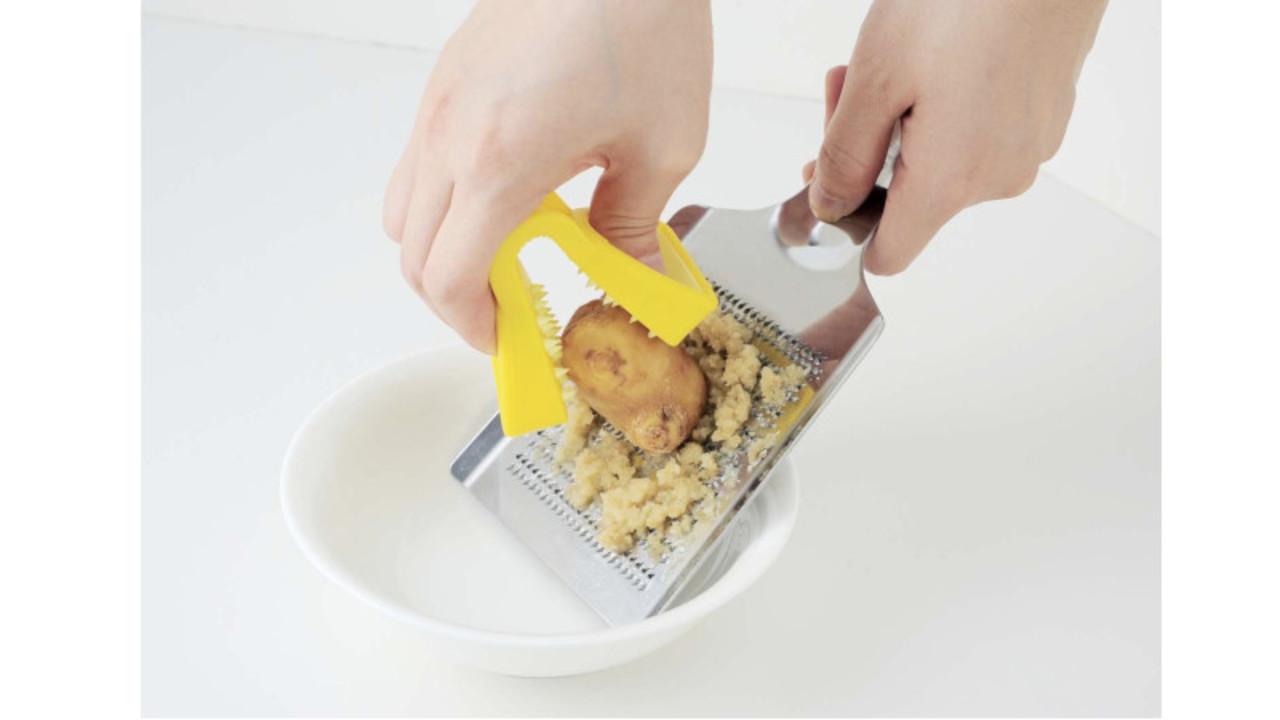 料理中のヒヤッとを軽減してくれるキッチンツール「指楽トング」