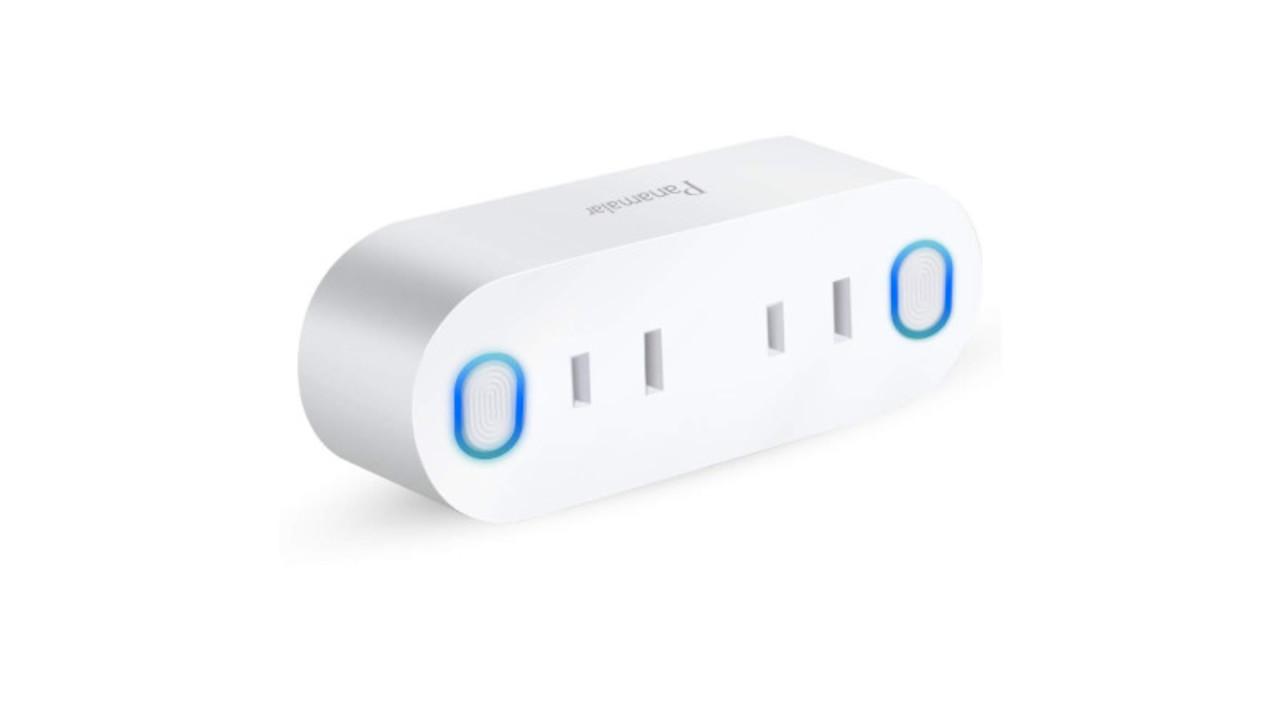 スマートプラグが2,000円以下。Amazon EchoやGoogle Homeと連携できるPanamalarのスマートコンセント