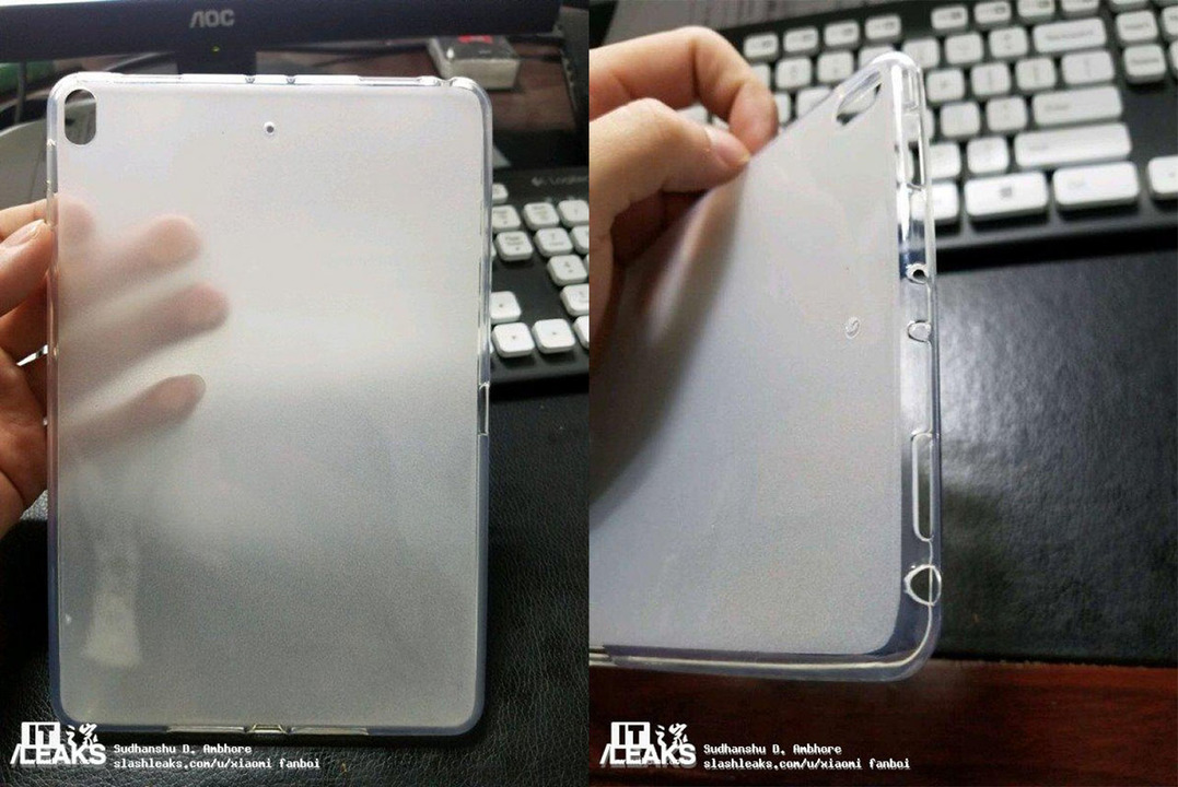 嘘か真か。新型iPad mini用のプロテクトケースが流出?