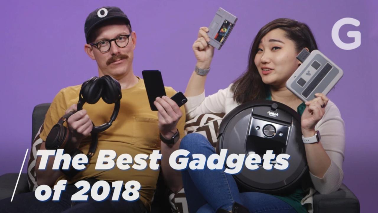 米Gizmodoが選ぶ、2018年のベストガジェット