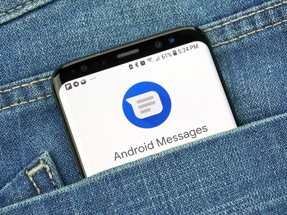Androidの公式「メッセージ」アプリに、スパム対策の新機能が追加か