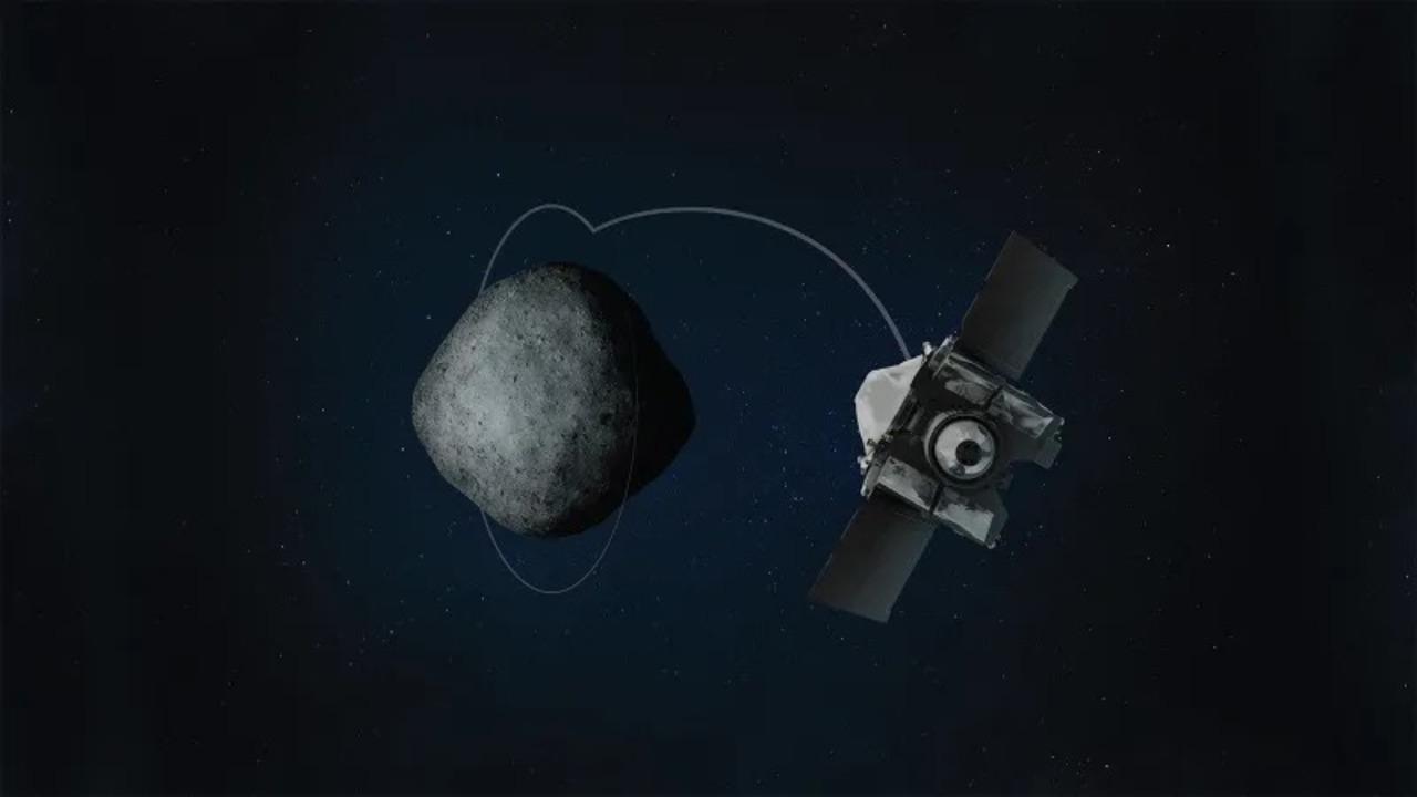 史上最小の周回ミッション開始。 OSIRIS-RExが小惑星ベンヌの軌道に乗る