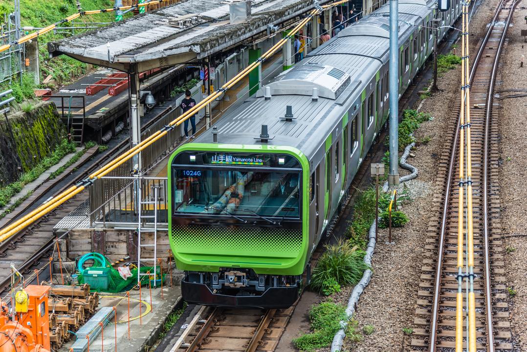 1月7日深夜、「自動運転の電車」がJR山手線を走ったらしい