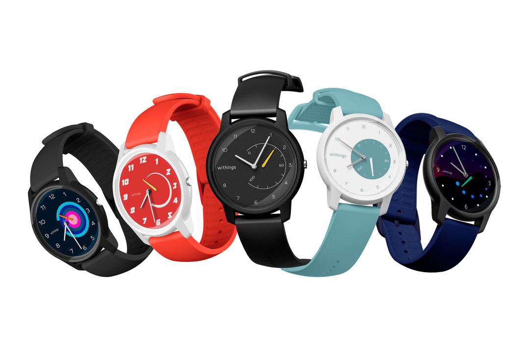 アナログ時計×心電図×バッテリー1年。Withingsの新作スマートウォッチ、よくないですか? #CES2019