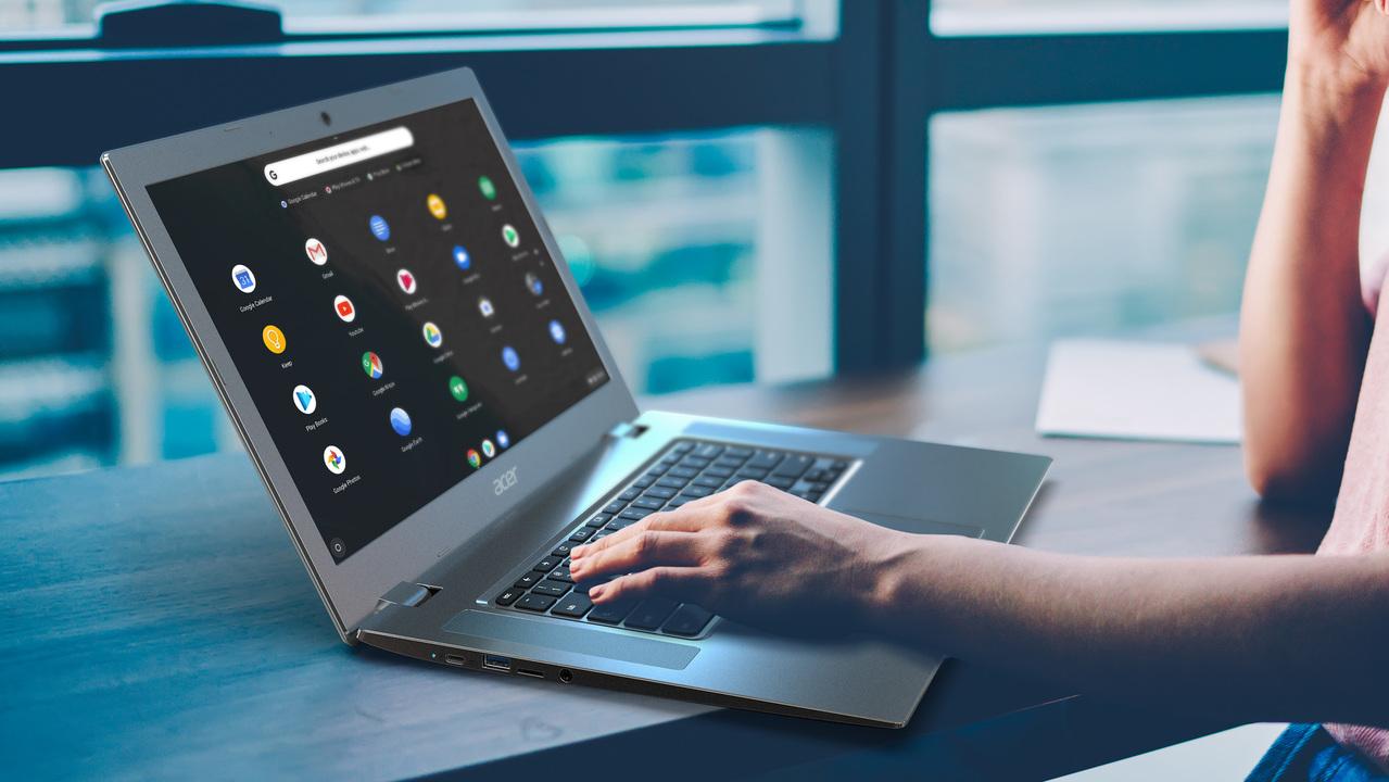 たった3万円のラップトップ「Acer Chromebook 315」 #CES2019