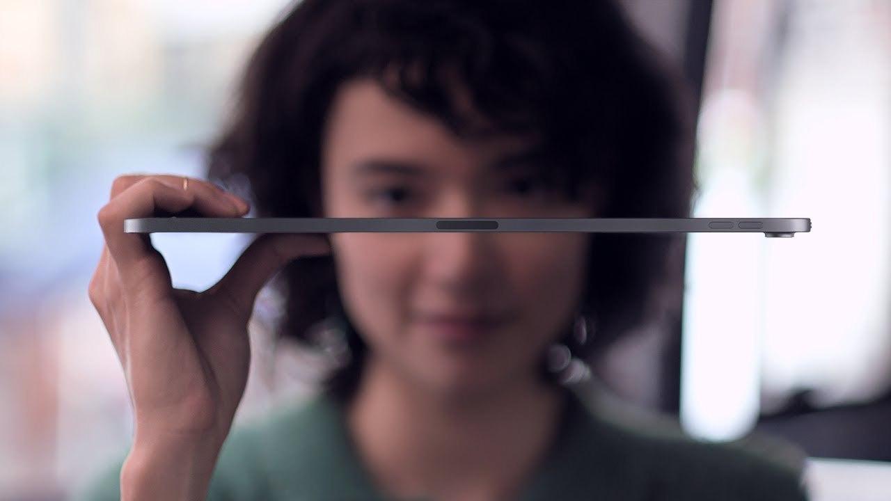 「iPad Pro曲がり問題」Appleが仕様を解説。曲がりは「紙4枚の厚さ未満」