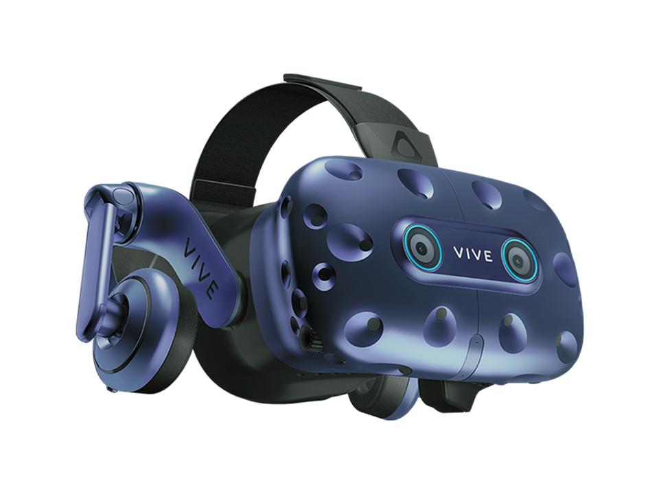 Vライバーの新たなマストアイテム。VIVE Pro Eyeは「目線、まばたき」を追跡する #CES2019