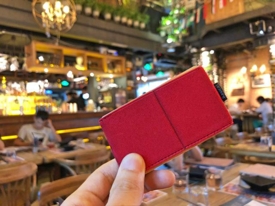 たった14g!これぞミニマルなお財布「nilwallet(ニルウォレット)」のキャンペーンがあと3日で終了