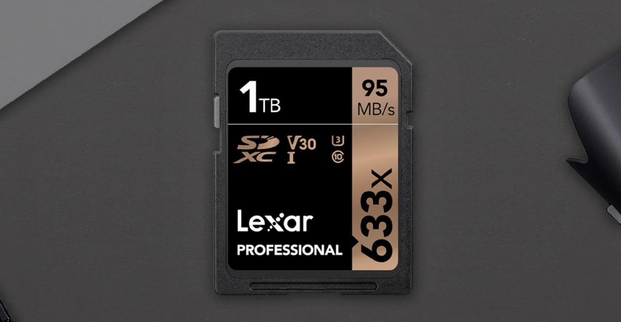 ついに1TBのSDカードが販売開始。大容量のほうが夢詰め込める #CES2019