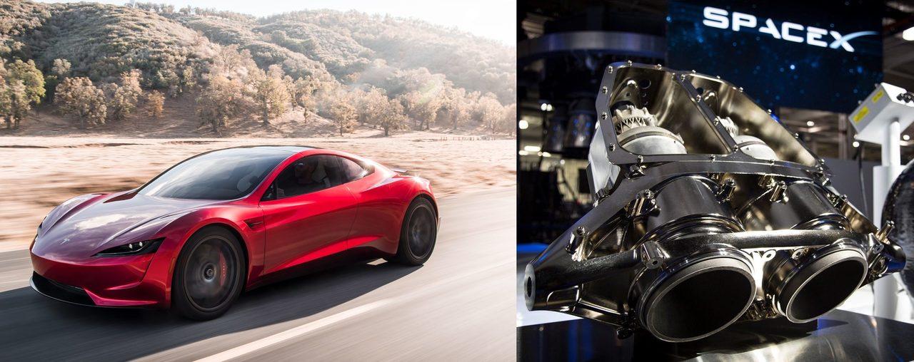 Teslaの新型Roadsterはちょっと飛べる!?