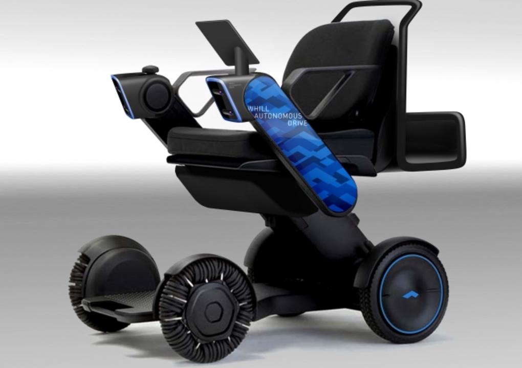 高齢化社会に備えよう。日本製の車イス「WHILL」が自動運転になる #CES2019