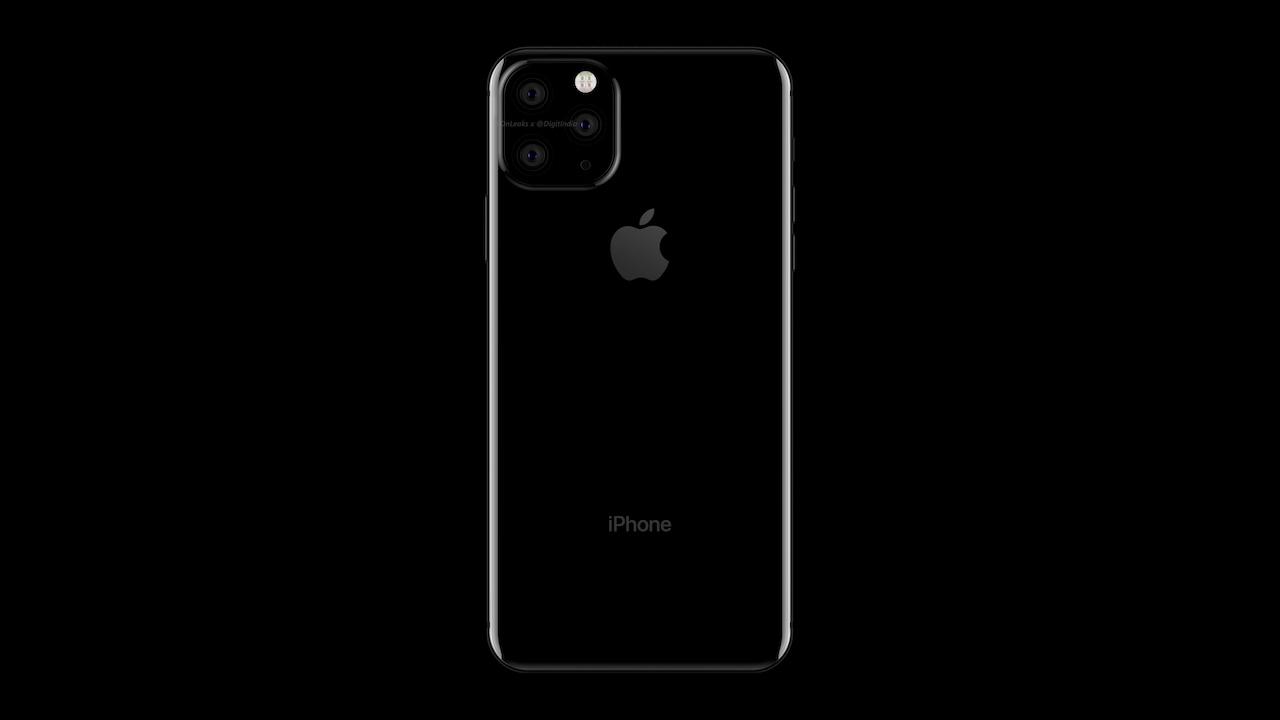 iPhone 11の3カメラ説、WSJも同意。XR後継機もデュアルカメラに?