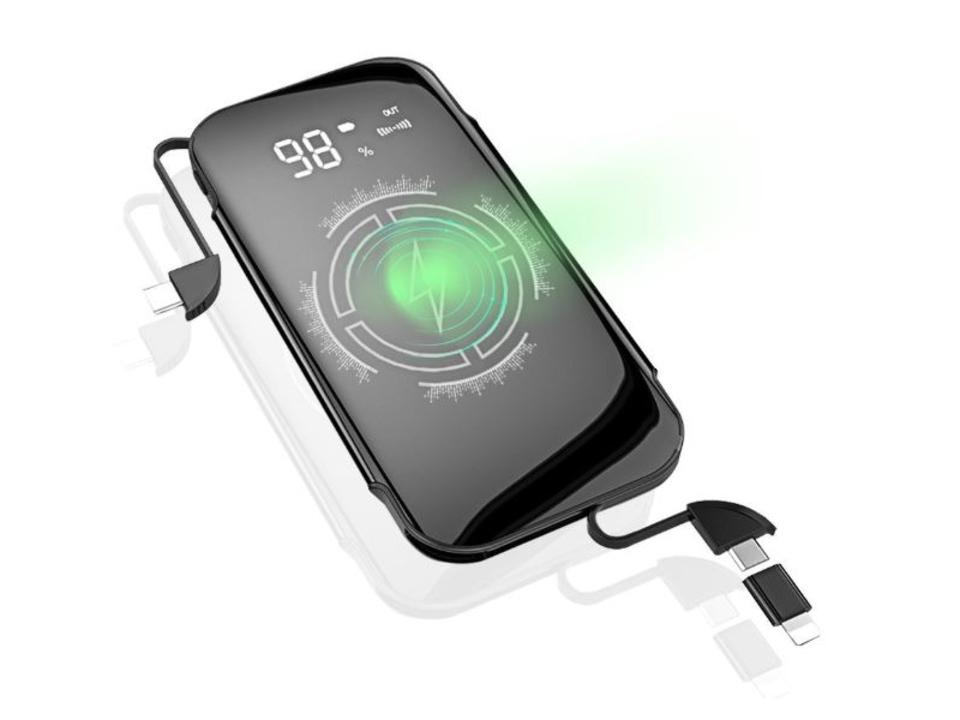 【きょうのセール情報】Amazonタイムセールで80%以上オフも! ケーブル内蔵・ワイヤレス充電対応モバイルバッテリーやUSB加熱式の防寒マウスパッドがお買い得に