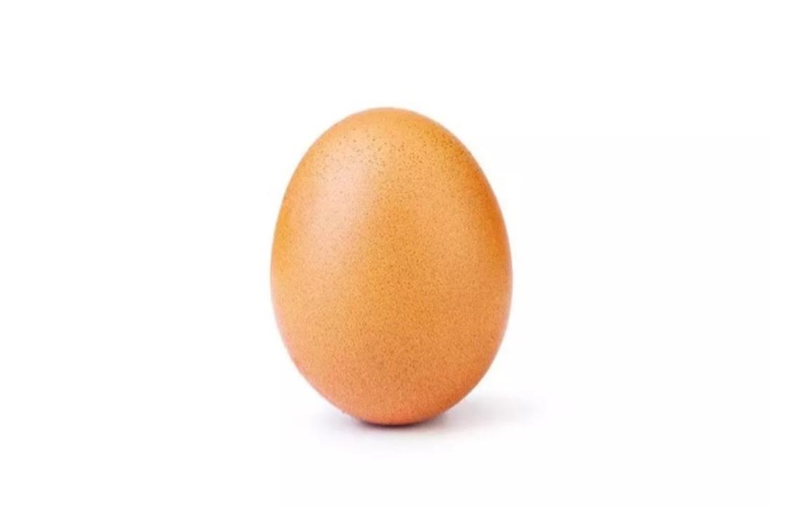 Instagramで「卵」が史上最多のいいね記録を更新