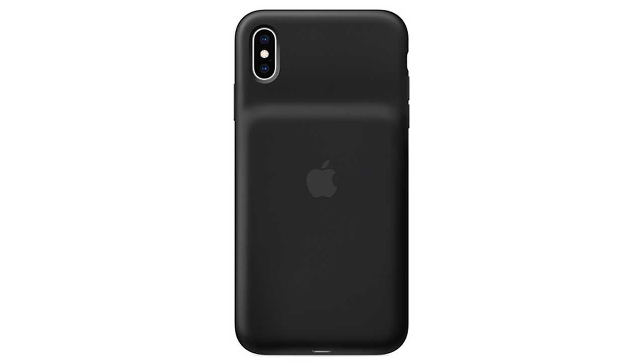 iPhone XS/Max/XRの純正バッテリーケースがついに販売開始
