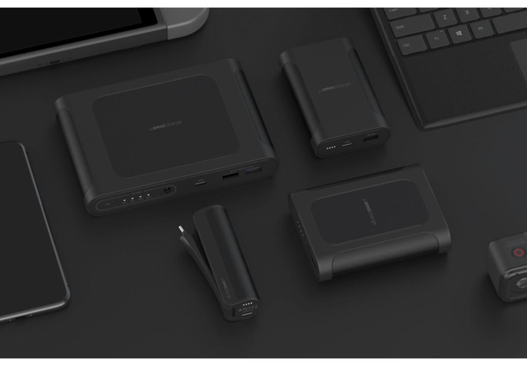 ジワジワ流行ってきた、Omniのモバイルバッテリー。4つの新作で入門キメる?